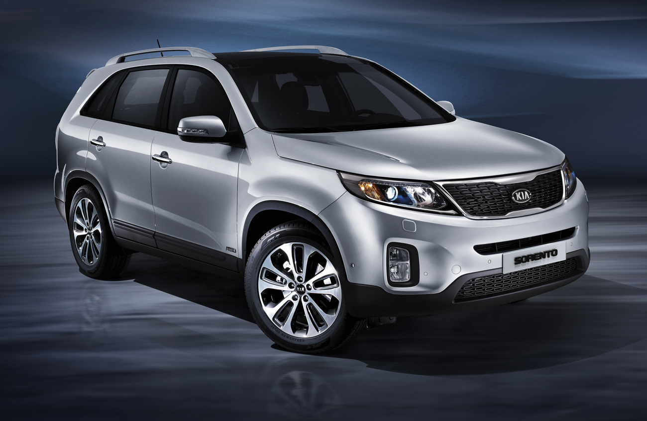 Sharing Posts And Information On Cars Kia Sorento Captain Chairs Major Improvements For Upgraded